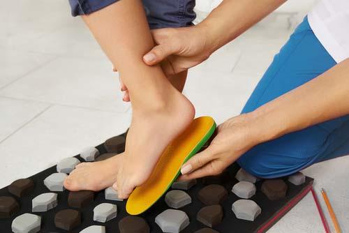 Jak prawidłowo dobrać wkładki ortopedyczne