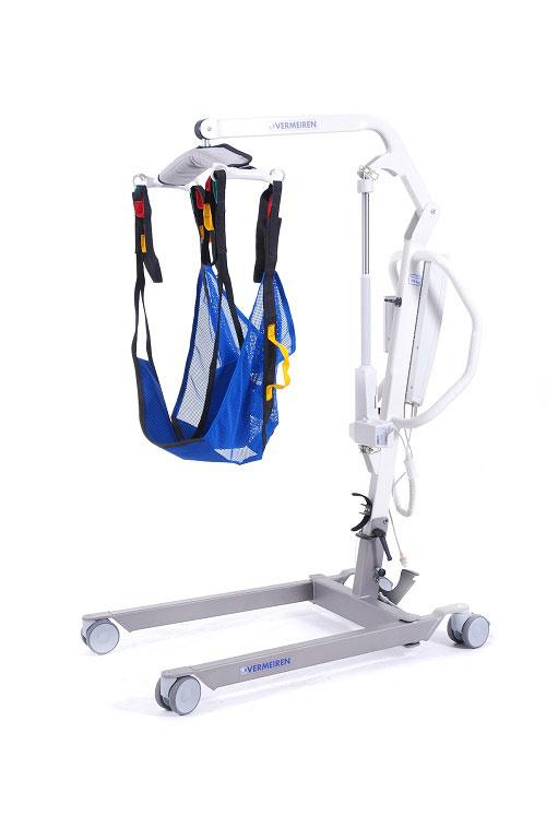 Podnośniki transportowo-kąpielowe dla osób niepełnosprawnych